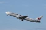 カンクンさんが、福岡空港で撮影した日本航空 767-346/ERの航空フォト(写真)