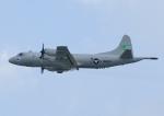 じーく。さんが、嘉手納飛行場で撮影したアメリカ海軍 P-3C Orionの航空フォト(飛行機 写真・画像)