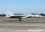 snowmanさんが、名古屋飛行場で撮影した航空自衛隊 F-15J Eagleの航空フォト(写真)