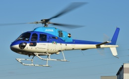 Soraya_Projectさんが、栃木ヘリポートで撮影した日本法人所有 AS355N Ecureuil 2の航空フォト(飛行機 写真・画像)