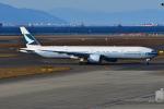Dream2016さんが、中部国際空港で撮影したキャセイパシフィック航空 777-367/ERの航空フォト(写真)