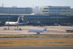 msrwさんが、羽田空港で撮影したネットジェッツ・エイビエーション BD-700-1A11 Global 5000の航空フォト(写真)