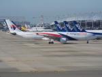 PW4090さんが、関西国際空港で撮影したマレーシア航空 A330-323Xの航空フォト(写真)