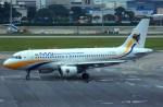 KAZKAZさんが、シンガポール・チャンギ国際空港で撮影したミャンマー国際航空 A319-111の航空フォト(写真)