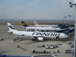 tomoataさんが、中部国際空港で撮影したフィンエアー A330-302Xの航空フォト(写真)