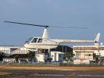 White Pelicanさんが、八尾空港で撮影した日本法人所有 R44 Raven IIの航空フォト(写真)