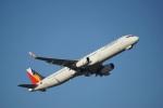 FRTさんが、福岡空港で撮影したフィリピン航空 A321-231の航空フォト(飛行機 写真・画像)