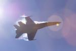 岡崎美合さんが、マイリンゲン空軍基地で撮影したスイス空軍 F/A-18C Hornetの航空フォト(写真)
