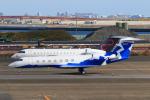 たまさんが、羽田空港で撮影したPRITZKER ORGANIZATION LLC G500/G550 (G-V)の航空フォト(写真)