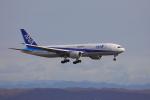 じゃりんこさんが、新千歳空港で撮影した全日空 777-281/ERの航空フォト(写真)