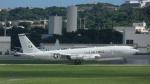 SuneKumaさんが、嘉手納飛行場で撮影したアメリカ空軍 E-8C J-Stars (707-300C)の航空フォト(写真)
