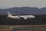 じゃりんこさんが、新千歳空港で撮影したバニラエア A320-216の航空フォト(写真)
