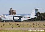 snowmanさんが、名古屋飛行場で撮影した航空自衛隊 C-2の航空フォト(写真)
