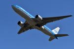 Dutchsamuさんが、成田国際空港で撮影したKLMオランダ航空 777-206/ERの航空フォト(写真)