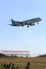 jinopekoさんが、広島空港で撮影したエアソウル A321-231の航空フォト(写真)