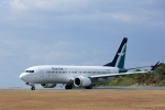 jinopekoさんが、広島空港で撮影したシルクエア 737-8-MAXの航空フォト(写真)
