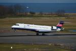 新潟空港 - Niigata Airport [KIJ/RJSN]で撮影されたアイベックスエアラインズ - IBEX Airlines [FW/IBX]の航空機写真