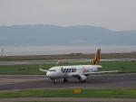 ガスパールさんが、関西国際空港で撮影したタイガーエア 台湾 A320-232の航空フォト(写真)