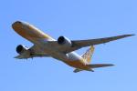 多楽さんが、成田国際空港で撮影したスクート・タイガーエア 787-8 Dreamlinerの航空フォト(写真)