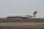 はるさんが、山口宇部空港で撮影した遠東航空 MD-83 (DC-9-83)の航空フォト(飛行機 写真・画像)
