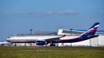 パンダさんが、成田国際空港で撮影したアエロフロート・ロシア航空 A330-343Xの航空フォト(写真)