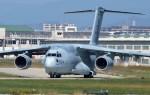 ハミングバードさんが、名古屋飛行場で撮影した航空自衛隊 C-2の航空フォト(写真)