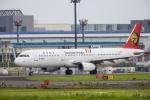 mameshibaさんが、成田国際空港で撮影したトランスアジア航空 A321-131の航空フォト(写真)
