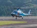 RZ Makiseさんが、種子島空港で撮影した沖縄県警察 A109E Powerの航空フォト(写真)