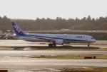jjieさんが、成田国際空港で撮影した全日空 787-9の航空フォト(写真)