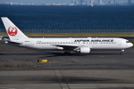 jun☆さんが、羽田空港で撮影した日本航空 767-346/ERの航空フォト(写真)