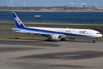 euro_r302さんが、羽田空港で撮影した全日空 777-381の航空フォト(写真)