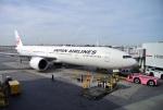 なないろさんが、ジョン・F・ケネディ国際空港で撮影した日本航空 777-346/ERの航空フォト(写真)