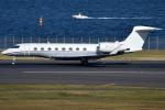 euro_r302さんが、羽田空港で撮影したLSFL CAYMAN COMPANY LTD G650 (G-VI)の航空フォト(写真)