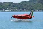 境ガ浜マリーナ - Sakaigahama Marinaで撮影されたせとうちSEAPLANES - Setouchi Seaplanesの航空機写真