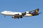 Double_Hさんが、仁川国際空港で撮影したUPS航空 747-8Fの航空フォト(写真)
