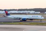 ぱん_くまさんが、成田国際空港で撮影したデルタ航空 A350-941XWBの航空フォト(写真)