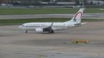 twinengineさんが、ロンドン・ガトウィック空港で撮影したロイヤル・エア・モロッコ 737-7B6の航空フォト(写真)