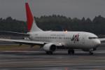 banshee02さんが、成田国際空港で撮影した日本航空 737-846の航空フォト(写真)