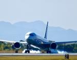 ザキヤマさんが、熊本空港で撮影した全日空 767-381/ERの航空フォト(写真)