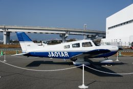 T.Sazenさんが、神戸空港で撮影した日本個人所有 PA-28-181 Archer IIIの航空フォト(飛行機 写真・画像)