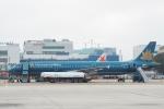 とおまわりさんが、タンソンニャット国際空港で撮影したベトナム航空 A321-231の航空フォト(写真)