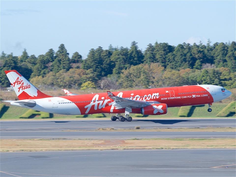 goshiさんのインドネシア・エアアジア・エックス Airbus A330-300 (PK-XRA) 航空フォト