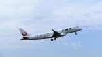 Koj-skadb1621_2116さんが、鹿児島空港で撮影したジェイ・エア ERJ-190-100(ERJ-190STD)の航空フォト(写真)