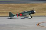 tsubameさんが、北九州空港で撮影したゼロエンタープライズ Zero 22/A6M3の航空フォト(写真)