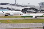 mild lifeさんが、関西国際空港で撮影したキャセイパシフィック航空 A350-941XWBの航空フォト(写真)