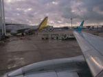 you55さんが、レオナルド・ダ・ヴィンチ国際空港で撮影したジャーマンウィングス A319-112の航空フォト(写真)