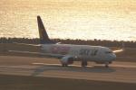 神戸空港 - Kobe Airport [UKB/RJBE]で撮影されたスカイマーク - Skymark Airlines [BC/SKY]の航空機写真
