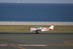 tsubameさんが、北九州空港で撮影したエアロスペースナガノ A36 Bonanza 36の航空フォト(写真)
