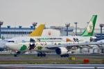 Dutchsamuさんが、成田国際空港で撮影したエバー航空 A330-302Xの航空フォト(写真)