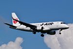 hirohiro77さんが、新千歳空港で撮影したジェイ・エア ERJ-170-100 (ERJ-170STD)の航空フォト(写真)